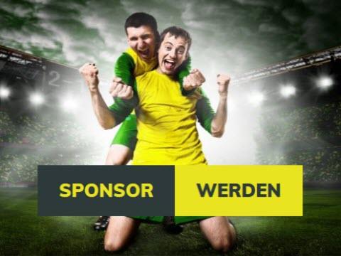 Sponsor werden